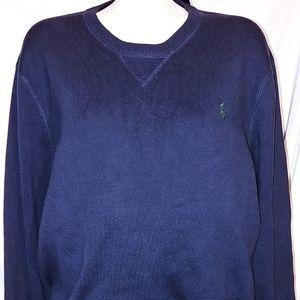 🆕 Navy Polo sweatshirt new 🆕